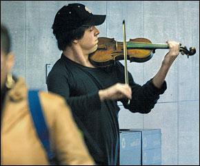 violinist-busker